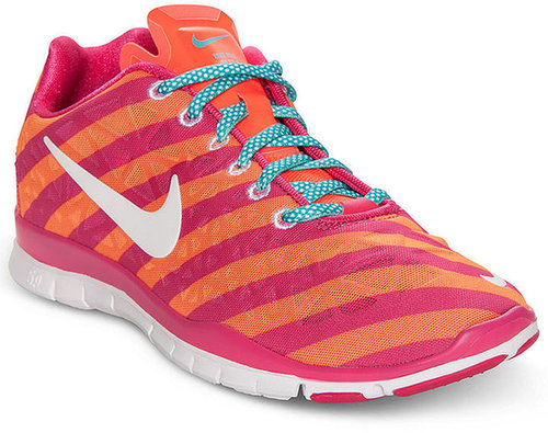 Nike Women's Shoes, Free TR Print 3 Cross Training Sneakers