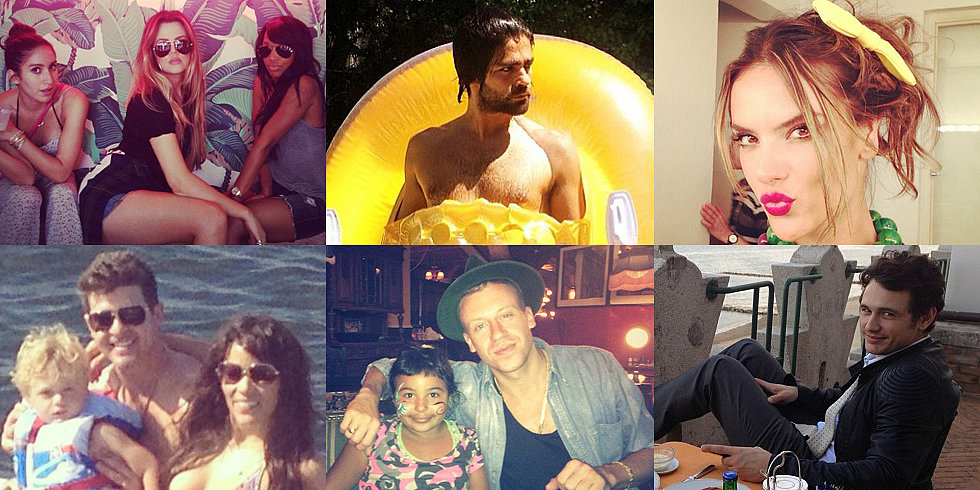 It Looks Like These Stars Had Fun Over Labor Day Weekend