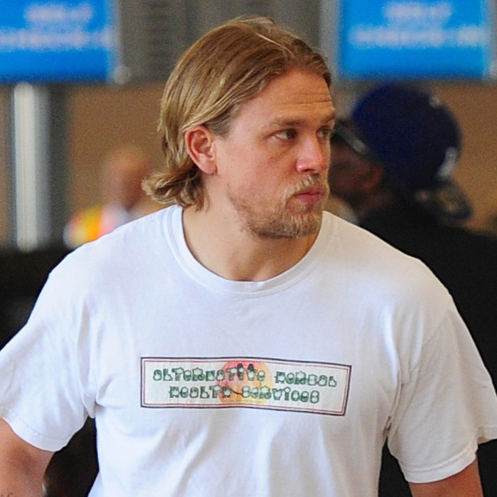 Charlie Hunnam After F...