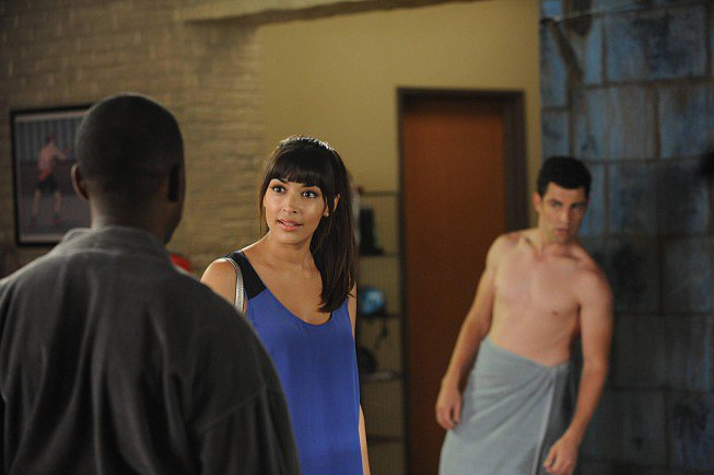 New Girl Cece (Hannah Simone) is back!