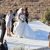 Kate Bosworth's Wedding