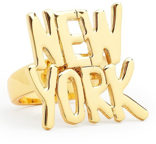 kate spade new york Darcel New York Ring