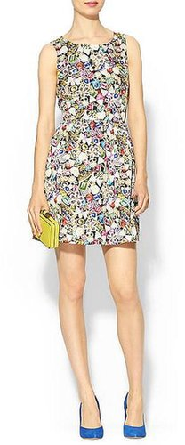 I.Madeline Jewel Print Dress