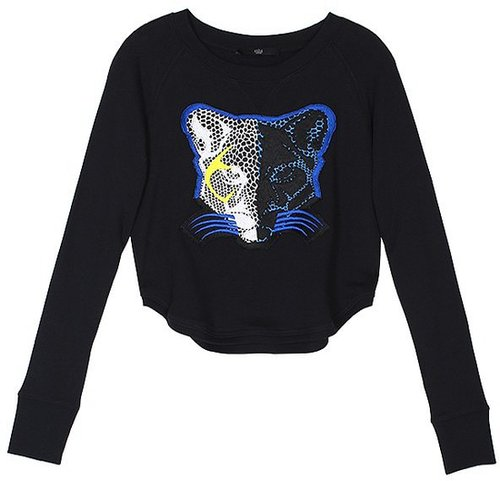 Nelio Cropped Sweatshirt