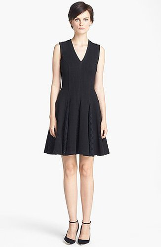 Tracy Reese Lace Godet Dress