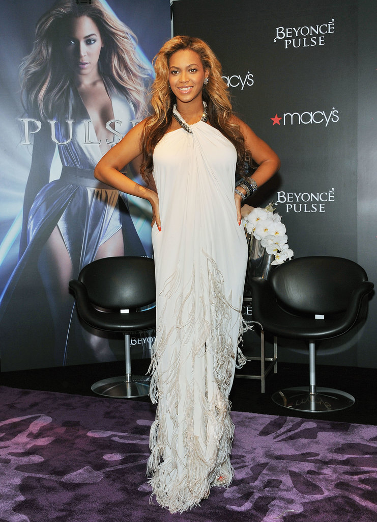 2011, Beyoncé Pulse Fragrance Launch