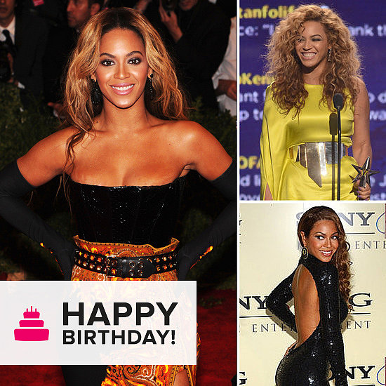 Happy Birthday Beyoncé! See Her Style Evolution