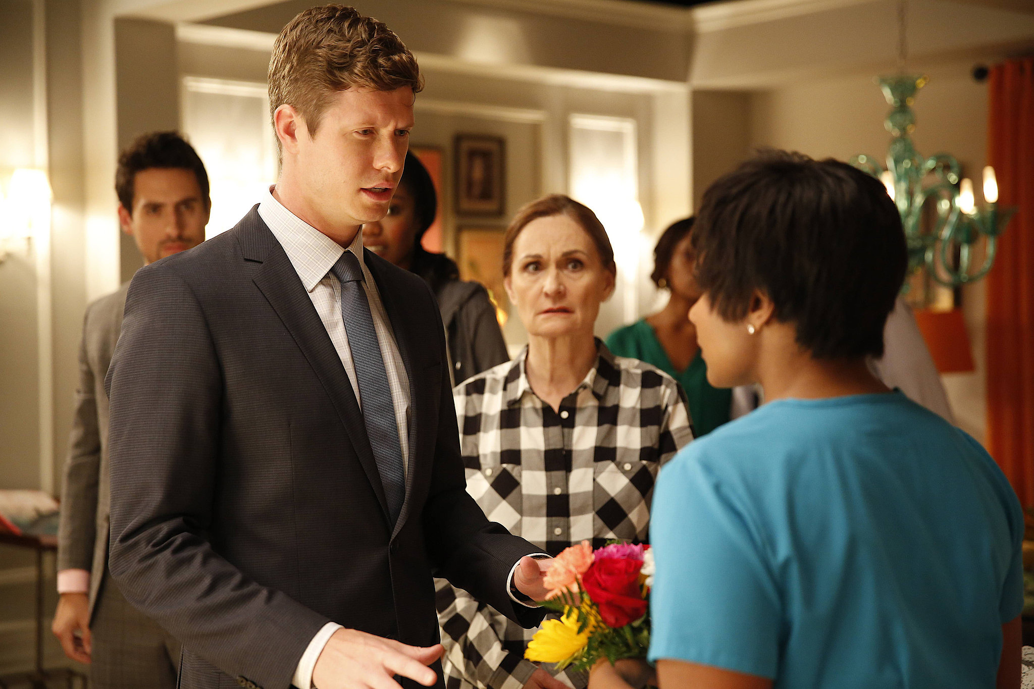 The Mindy Project Anders Holm And Mindy Kaling Return In