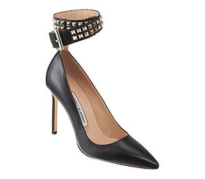 Manolo Blahnik Belta Studded Shoes | Review