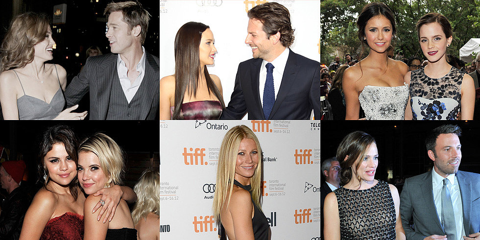 Take a Look Back at the Star-Studded Toronto International Film Festival