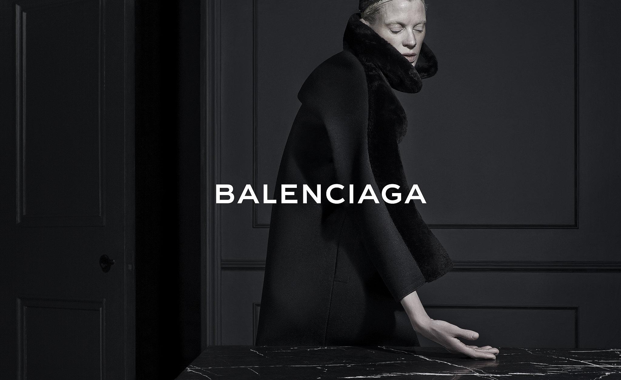 Balenciaga Fall 2013