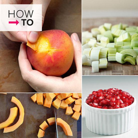 Produce Prep School: How to Break Down Fruits and Veggies