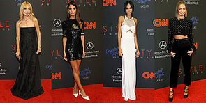 Style Awards Red Carpet: Nicole Richie Leads the Fashion Pack