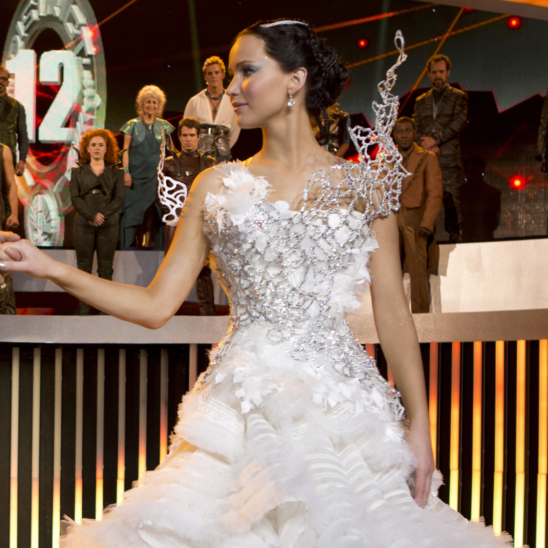 Catching Fire Costume Designer Interview Video
