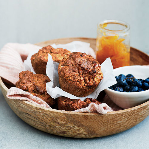Sweet Potato + Five-Spice Muffins