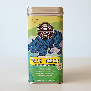 Coffee Bean & Tea Leaf Blue Tiger Tea Review