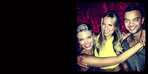 LA Nights, Baby Gifts and More of the Week's Cute Celebrity Candids