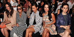 See All the Stylish Stars Sitting Front Row at Fashion Week