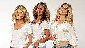 Stars Without Makeup: Jesinta Campbell, Laura Cstoran