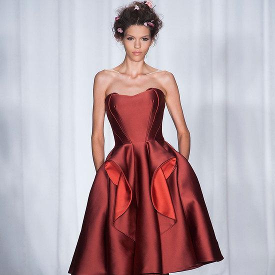 2014 Spring New York Fashion Week Zac Posen