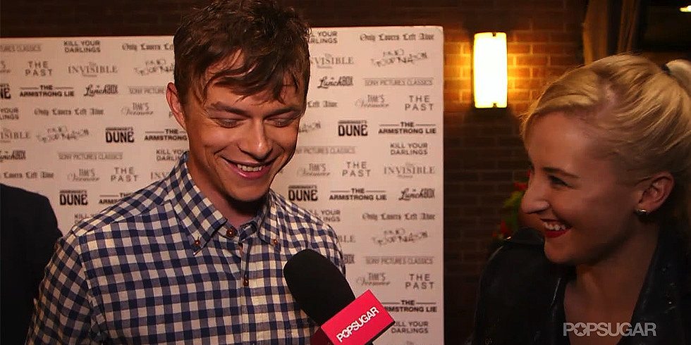 "Dane DeHaan Explains Why He's ""Worried"" About His Upcoming Movie, Life, With Robert Pattinson"