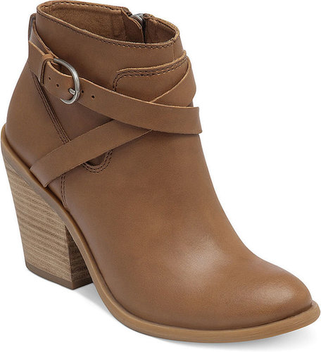 Lucky Brand Lucky Boots, Eloy Buckle Booties