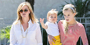 Reese Witherspoon Steps Out With Tennessee and His Sweet Sister Ava