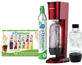 SodaStream Soda Maker, Genesis Value Kit