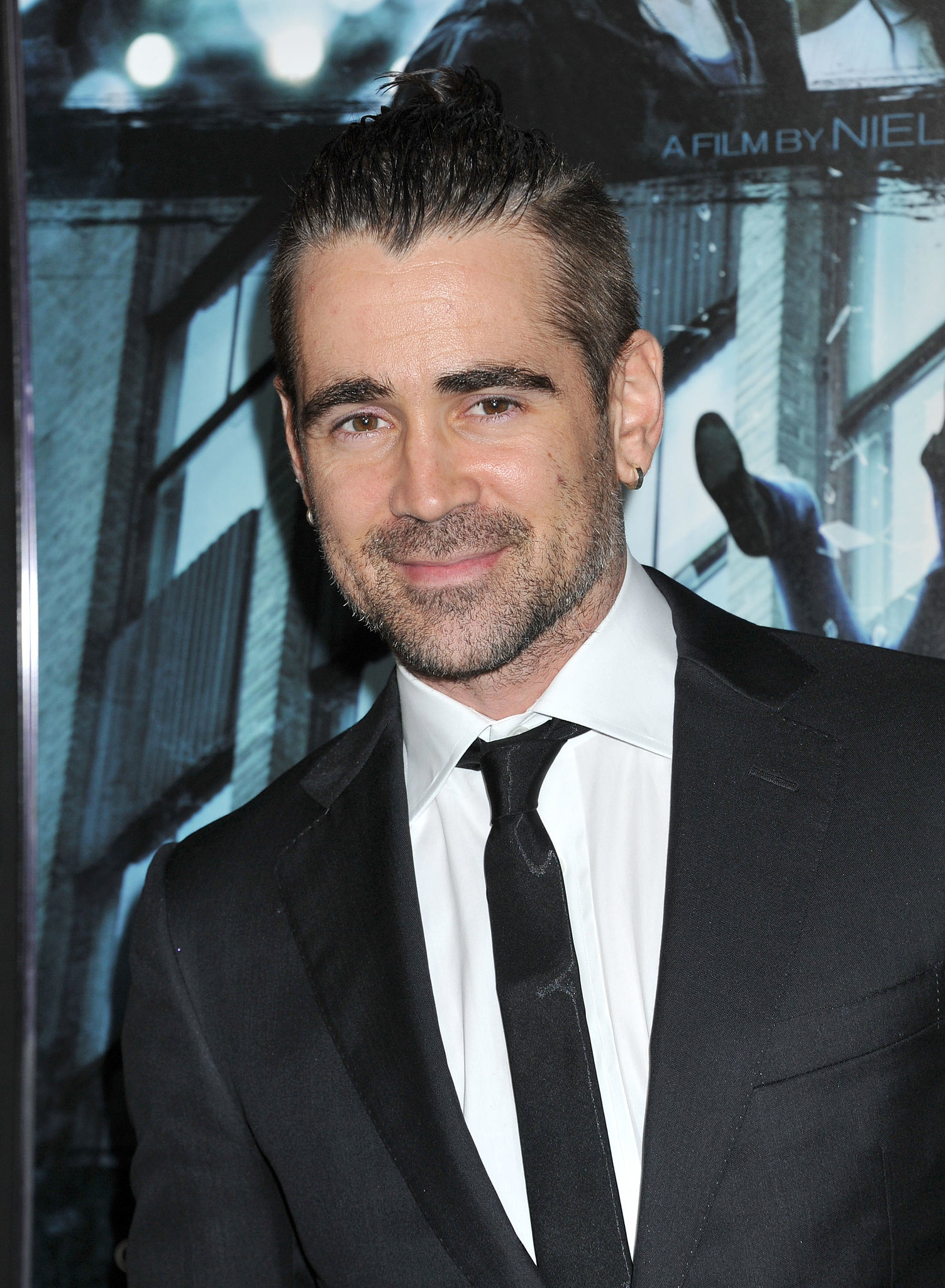 """In a statement for the Stand Up! Campaign in 2010, Colin Farrell talked about his brother Eamon's high school struggles: """"I can't remember much about the years of physical and emotional abuse my brother Eamon suffered. I was very small. The thing I do remember, though, quite literally, is blood on his school shirt when he came home in the afternoon. . . . I didn't understand at that time the concept of 'difference.' Back then, as now, he was just my big brother."""""""