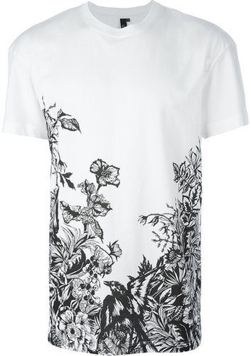 Mcq By Alexander Mcqueen printed t-shirt