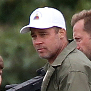 Brad Pitt With Short Hair 2013 | Pictures