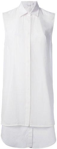 Alexander Wang double layer shirt dress