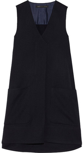 Marc by Marc Jacobs Wool-blend A-line dress