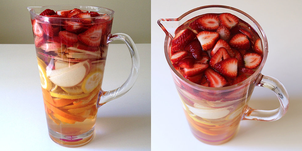 Toast to Summer With Strawberry-Peach Sangria