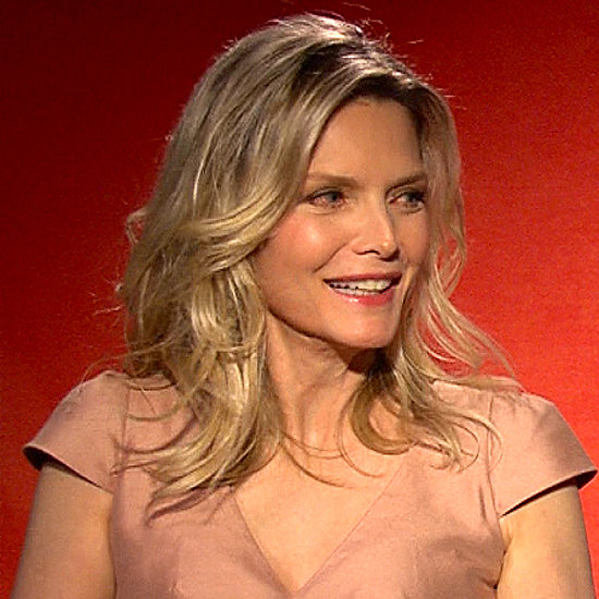 Michelle Pfeiffer and Robert De Niro The Family Interviews