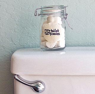 Homemade Toilet Bomb Fizzies