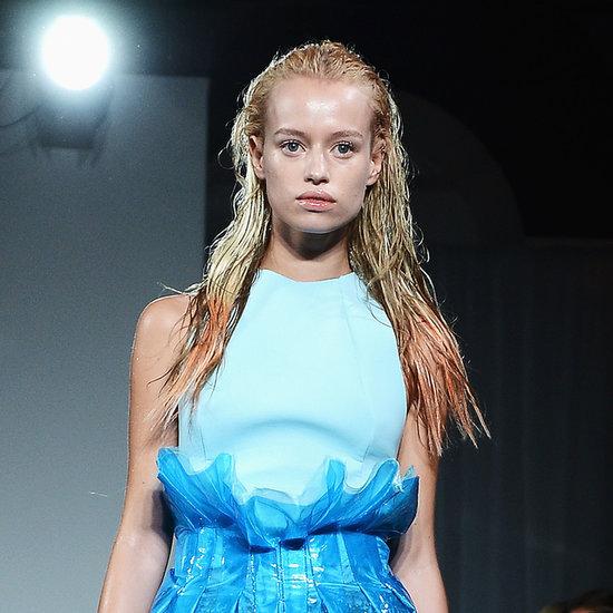 Felder Felder Beauty at 2014 London Fashion Week