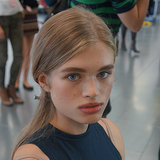 Whistles Spring 2014 Hair and Makeup | Runway Pictures
