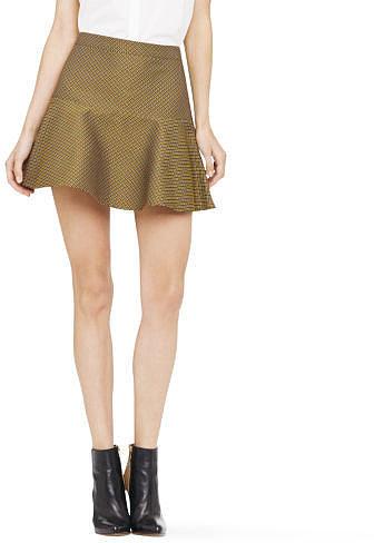 Felicia Jacquard Skirt