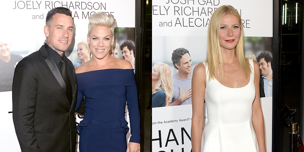 Gwyneth, P!nk and More Stars Share the Love at Their LA Premiere