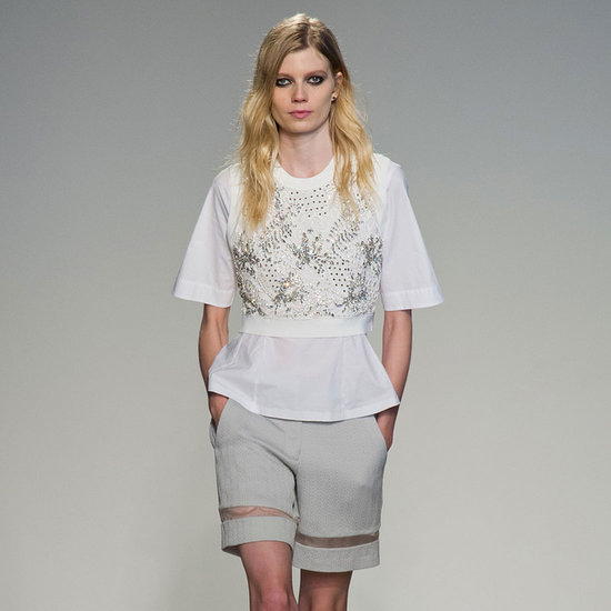New York Fashion Week Layering Trends Spring 2014