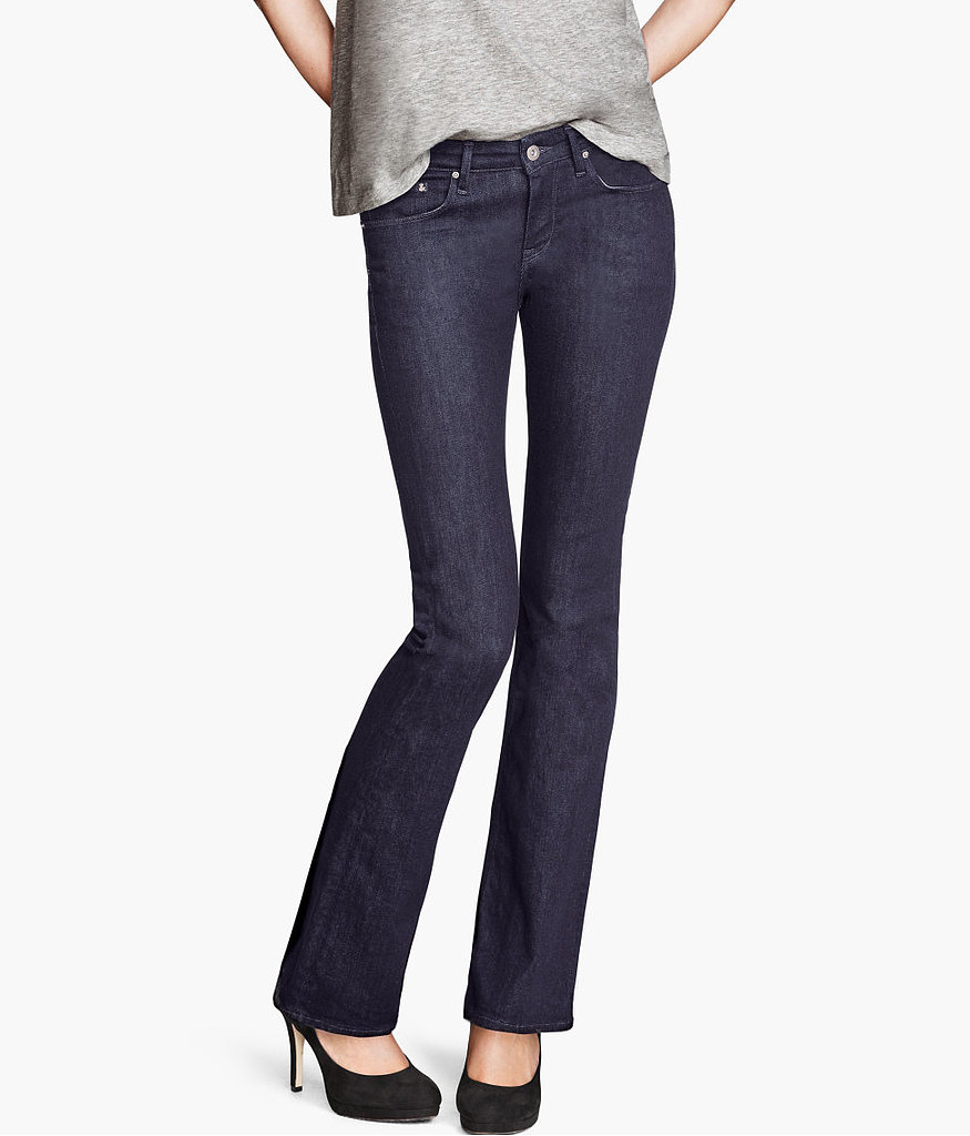 You'll have legs for days in these H&M bootcut jeans ($40).