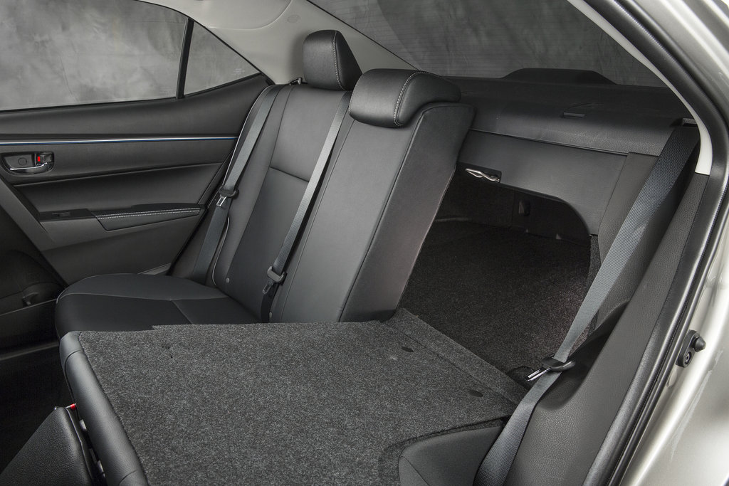 A Comfier Backseat, Too