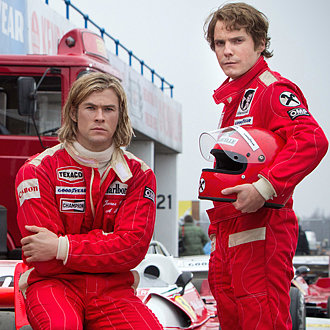 Rush Movie Review Starring Chris Hemsworth