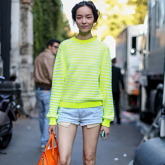 Off the Runway in Milan: 30+ Model Street Style Outfits to Inspire!