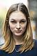 Model Laura Love showed off gorgeous blond locks and a neutral makeup look.  Source: Le 21ème | Adam Katz Sinding
