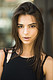 Bold brows and tousled hair made for a stunning look on this showgoer.  Source: Le 21ème | Adam Katz Sinding