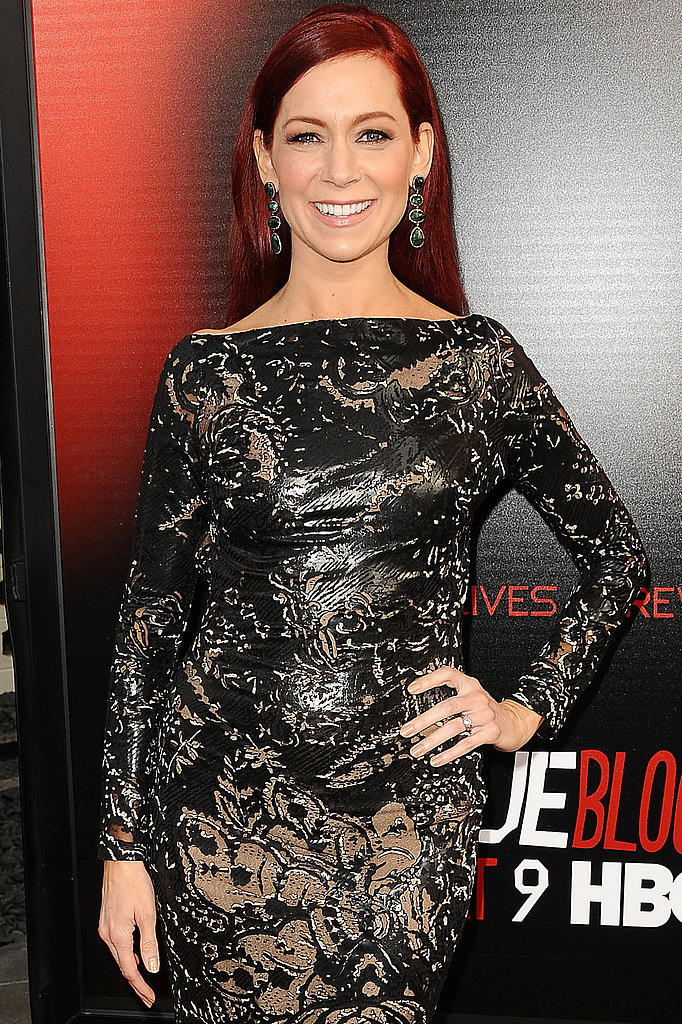 Carrie Preston, who won outstanding guest actress in a drama series for her spot on The Good Wife, is set to present.