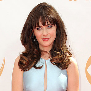 Zooey Deschanel Dress at Emmys 2013 | Pictures