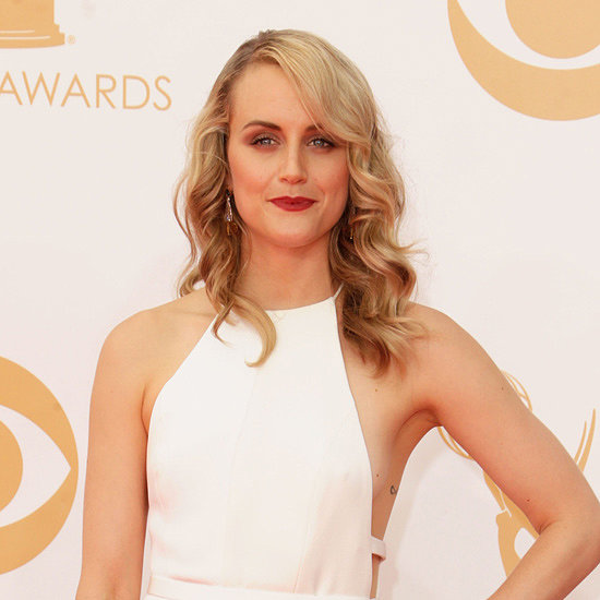 Taylor Schilling Dress at Emmys 2013   Pictures